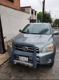 Toyota RAV4 Limited usado (2008) color Gris precio $150,000