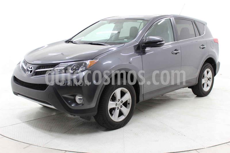 Toyota RAV4 2.4L Limited usado (2014) color Gris precio $269,000