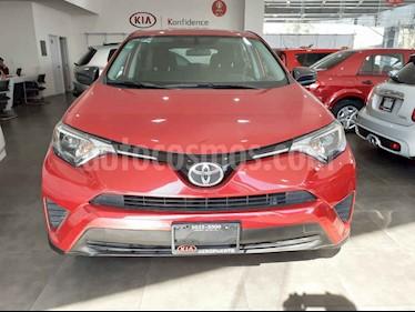 Toyota RAV4 LE usado (2016) color Rojo precio $255,000