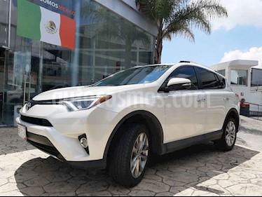 Toyota RAV4 5p Limited L4/2.5 Aut usado (2016) color Blanco precio $319,000