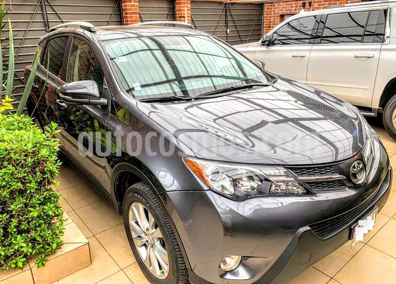 Toyota RAV4 Limited Platinum usado (2013) color Gris Oscuro precio $237,499