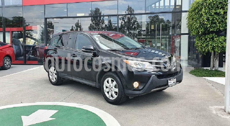 Toyota RAV4 XLE 4WD usado (2015) color Negro precio $259,000