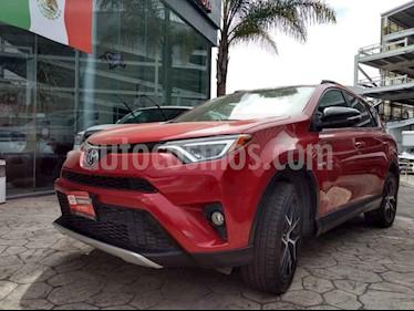 Toyota RAV4 5p SE L4/2.5 Aut usado (2016) color Rojo precio $340,000
