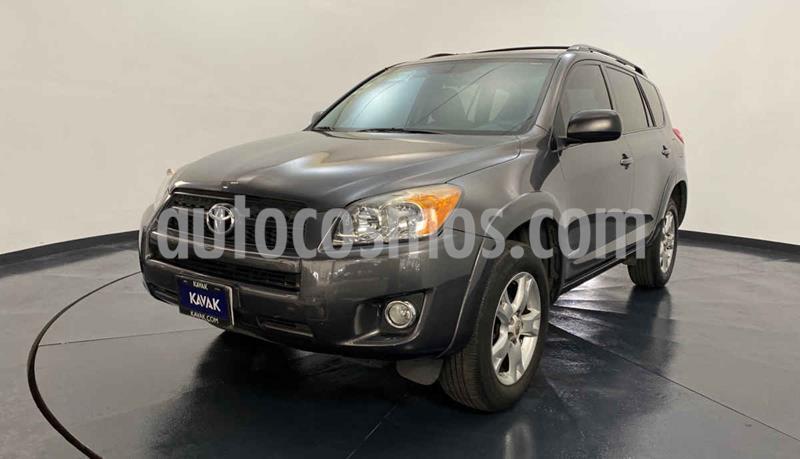 Toyota RAV4 3.5L Sport usado (2011) color Gris precio $182,999