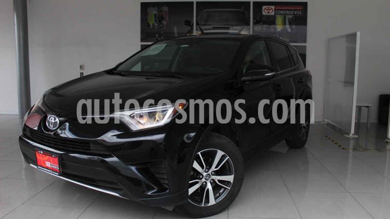 Toyota RAV4 XLE Plus 4WD usado (2016) color Negro precio $285,000