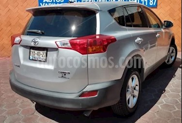 Toyota RAV4 2.4L Limited usado (2013) color Gris Plata  precio $220,000