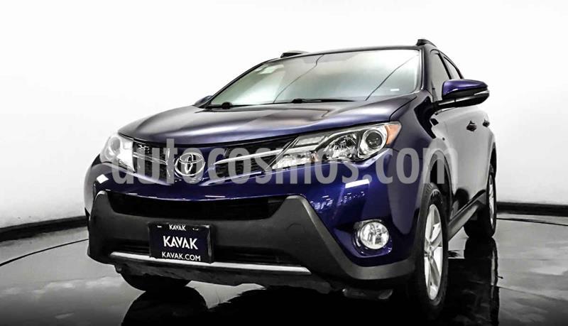 Toyota RAV4 Limited Platinum usado (2015) color Azul precio $302,999
