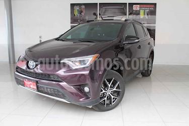 Toyota RAV4 5p SE L4/2.5 Aut usado (2017) color Blanco precio $395,000