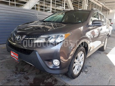 Toyota RAV4 5p LTD Platinium aut usado (2013) color Gris precio $220,000