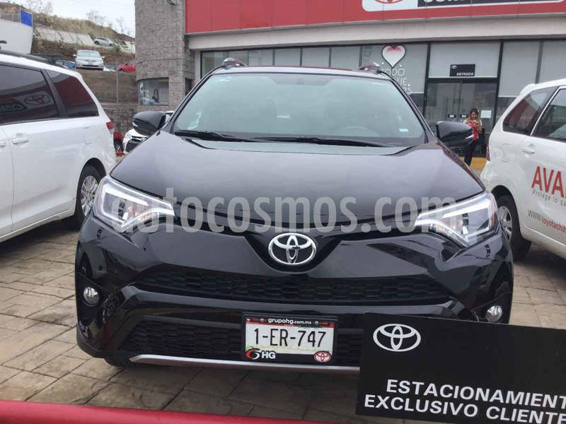 Toyota RAV4 2.5L Base usado (2018) color Negro precio $435,000