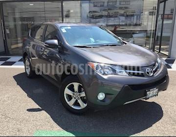 Toyota RAV4 Limited Platinum usado (2015) color Gris Oscuro precio $268,000