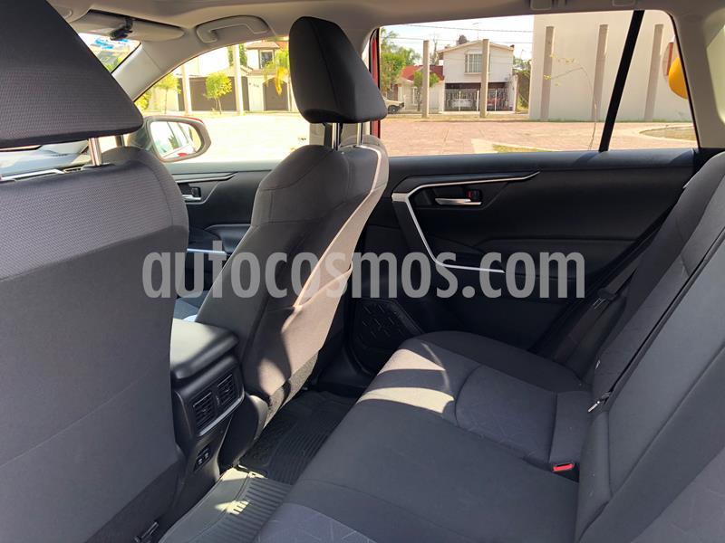 Toyota RAV4 2.4L Base usado (2019) color Rojo precio $395,000