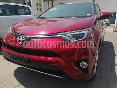 Toyota RAV4 Limited 4WD usado (2018) color Rojo precio $404,000