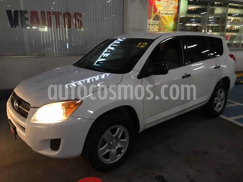 Toyota RAV4 2.4L Base usado (2012) color Blanco precio $168,000