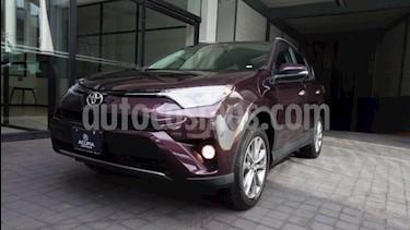 Toyota RAV4 5P LIMITED L4 TA PIEL QC F. NIEBLA RA-17 4X4 usado (2017) precio $369,000