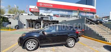 Toyota RAV4 5P LIMITED L4/2.5 AUT usado (2015) color Plata precio $275,000
