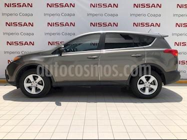Toyota RAV4 XLE usado (2014) color Bronce precio $219,000