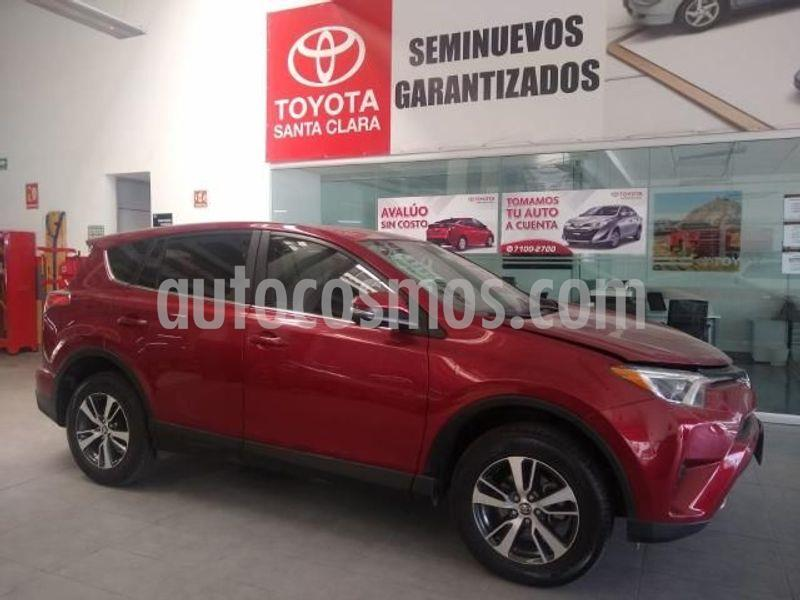 Toyota RAV4 Limited usado (2018) color Rojo precio $380,000