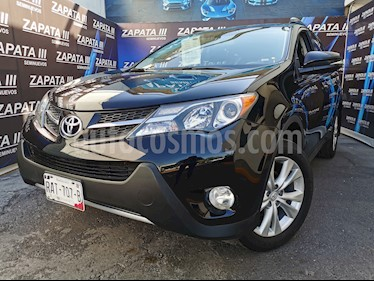 Toyota RAV4 Limited Platinum usado (2016) color Negro precio $260,000