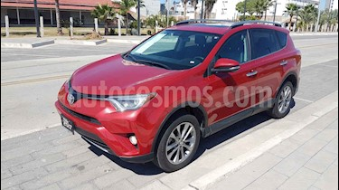 Toyota RAV4 5p XLE Plus L4/2.5 Aut usado (2017) color Rojo precio $390,000