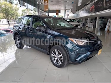 Toyota RAV4 5P LE L4 TA RA-17 usado (2018) color Negro precio $280,000