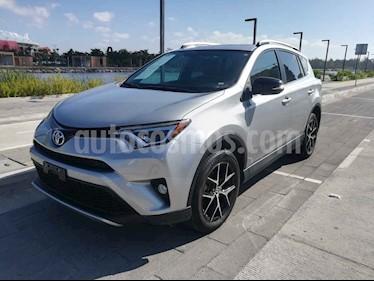 Toyota RAV4 5p SE L4/2.5 Aut usado (2016) color Plata precio $335,000