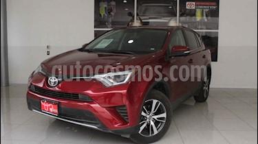 Toyota RAV4 5p XLE L4/2.5 Aut usado (2018) color Rojo precio $380,000