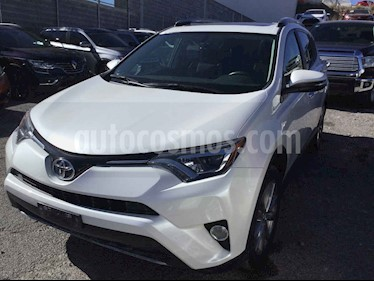 Toyota RAV4 5p Limited L4/2.5 Aut usado (2017) color Blanco precio $378,000