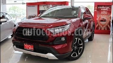 Foto Toyota RAV4 Adventure usado (2019) color Rojo precio $490,000