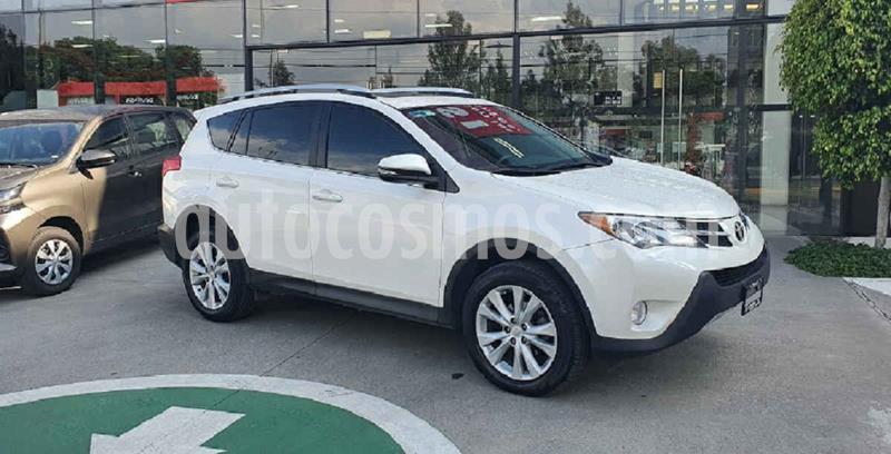 Toyota RAV4 Limited Platinum usado (2014) color Blanco precio $259,000