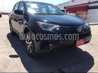 Toyota RAV4 LE usado (2017) color Negro precio $299,000