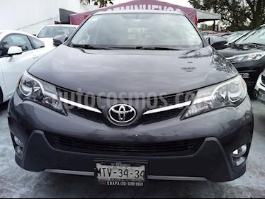 Foto Toyota RAV4 XLE usado (2015) color Gris Oscuro precio $240,000