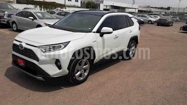 Toyota RAV4 5p Hybrid L4/2.5 Aut usado (2019) color Blanco precio $543,000