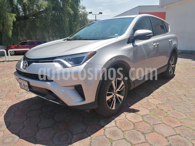 Toyota RAV4 XLE Plus 4WD usado (2016) color Plata precio $284,900