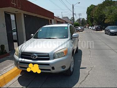 Toyota RAV4 3.5L Limited usado (2007) color Plata precio $118,000