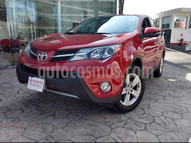 Toyota RAV4 XLE 4WD usado (2014) color Rojo precio $245,000
