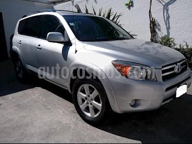 Toyota RAV4 Limited 4WD usado (2008) color Plata precio $135,000
