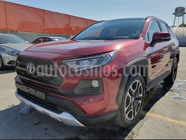 Toyota RAV4 Adventure usado (2019) color Rojo precio $485,000