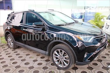 Toyota RAV4 5P LIMITED L4/2.5 AUT usado (2016) color Negro precio $315,000