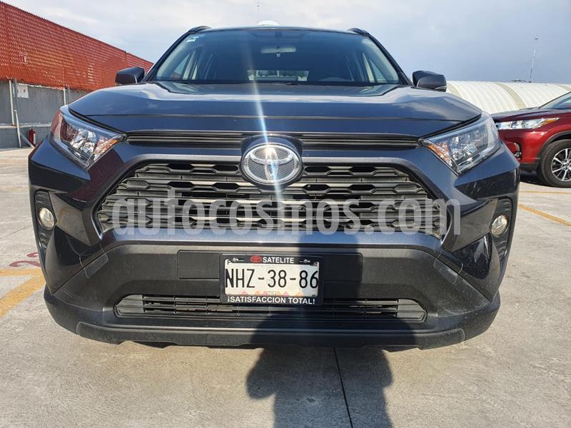 Toyota RAV4 XLE usado (2019) color Gris precio $419,000