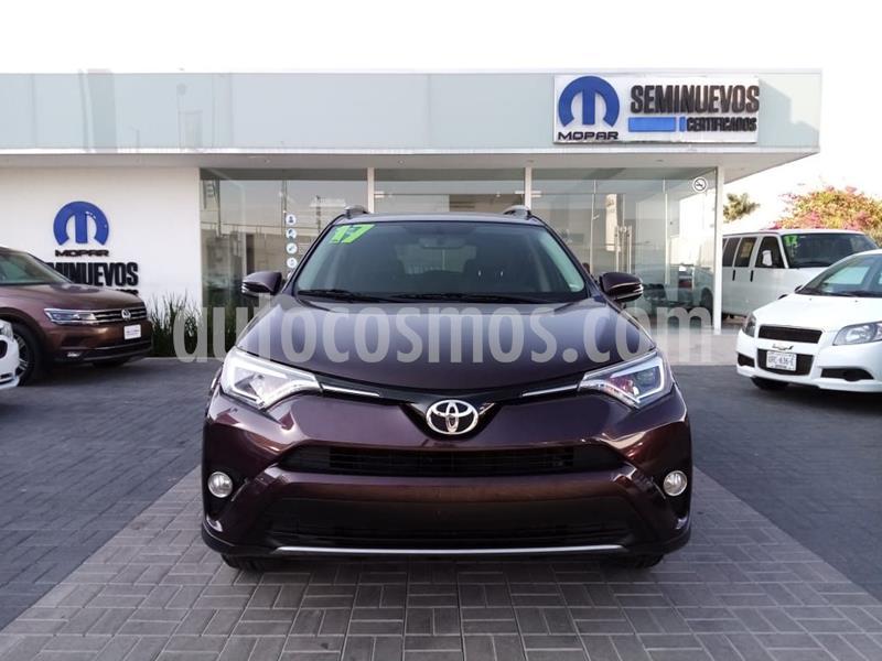 Toyota RAV4 3.5L Limited usado (2017) color Havanna precio $340,000