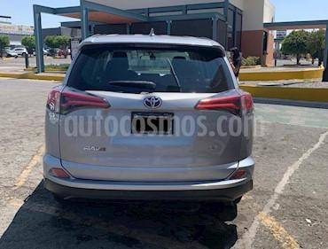 Toyota RAV4 LE usado (2016) color Plata precio $265,000