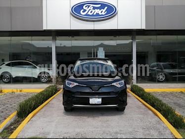 Toyota RAV4 XLE 4WD usado (2017) color Negro precio $288,000