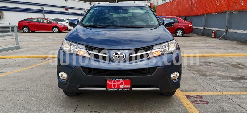 Toyota RAV4 2.4L Limited usado (2013) color Azul precio $250,000