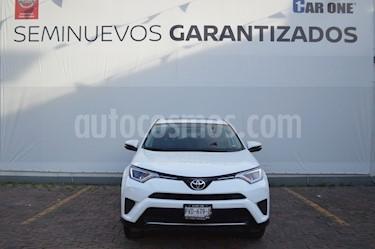 Toyota RAV4 XLE Plus 4WD usado (2018) color Blanco Perla precio $384,900