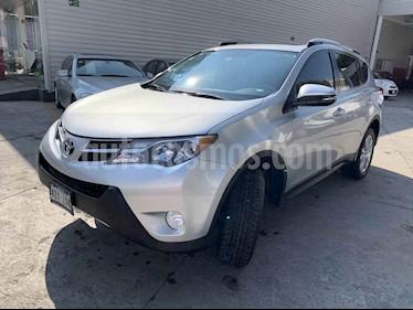 Foto Toyota RAV4 Limited Platinum usado (2014) color Plata precio $265,000