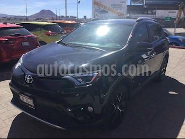 Toyota RAV4 5p SE L4/2.5 Aut usado (2016) color Negro precio $348,000