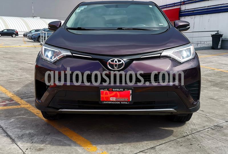 Toyota RAV4 XLE Plus 4WD usado (2017) color Marron precio $349,000