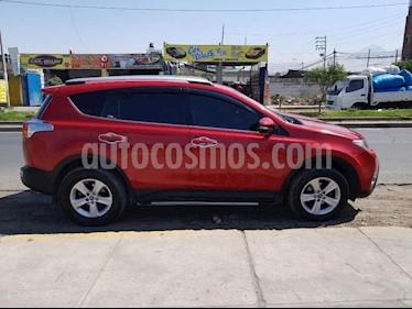 Toyota Rav4 2.5L 4x4 usado (2014) color Rojo precio $4,000
