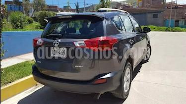Toyota Rav4 2.0 4x2 usado (2015) color Gris precio $4,200